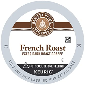Barista Prima Coffeehouse Coffee Dark Roast Extra Bold K-Cups