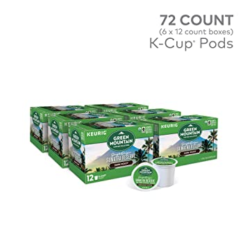Green Mountain Coffee Roasters Sumatra Reserve K-Cup Pods