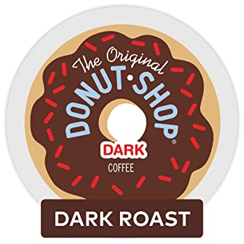 The Original Donut Shop Dark Roast Coffee K-Cup Pods