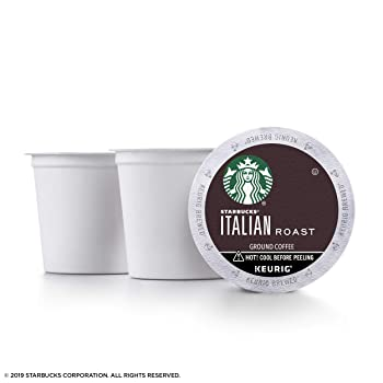 Starbucks Dark Roast K-Cup Coffee Pods