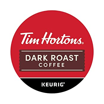 Tim Horton's Dark Roast Coffee K-Cups