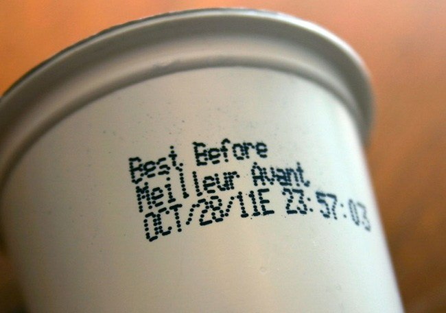 Best Before Dates On K-Cups