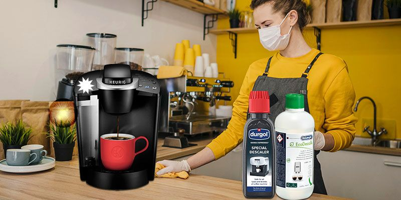 Best Coffee Maker Cleaner and Descaler
