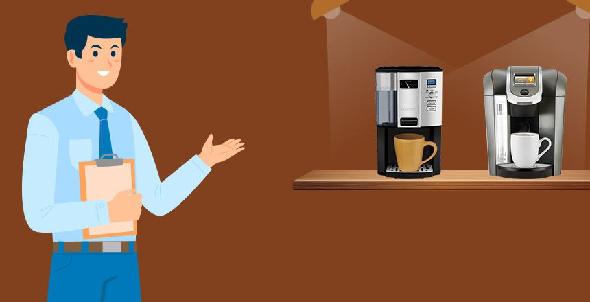 Choosing the Best Coffee Makers Without A Carafe