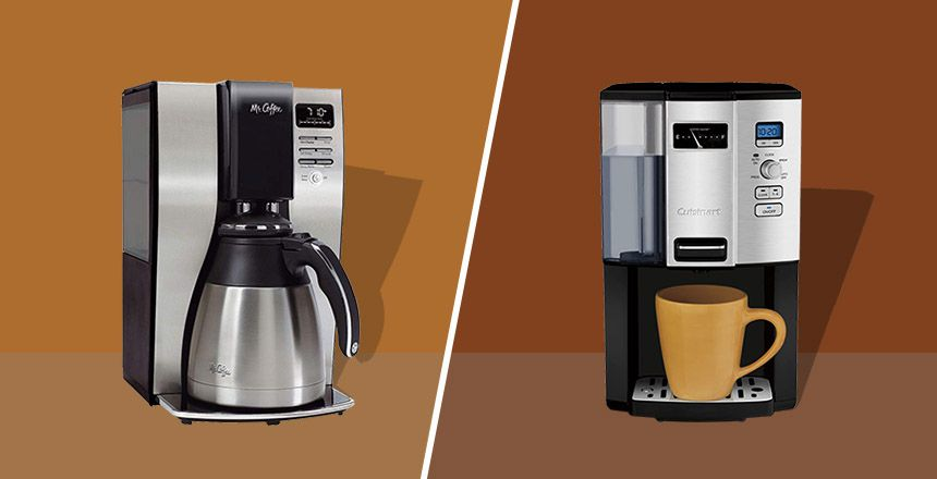 Difference Between Carafe and On-Demand (No Carafe) Coffee Makers