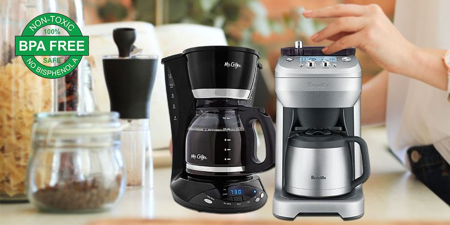 BPA Free Coffee Makers