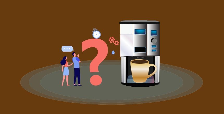 Coffee Maker with Removable Water Reservoir - FAQs