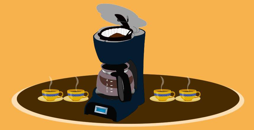 The Best 4-Cup Coffee Makers That Are Small But Irresistible