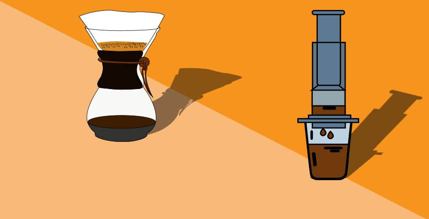 Chemex Vs AeroPress – What Is the Most Suitable for Your Daily Coffee Needs?