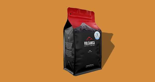 Volcanica House Decaf Whole Bean Coffee