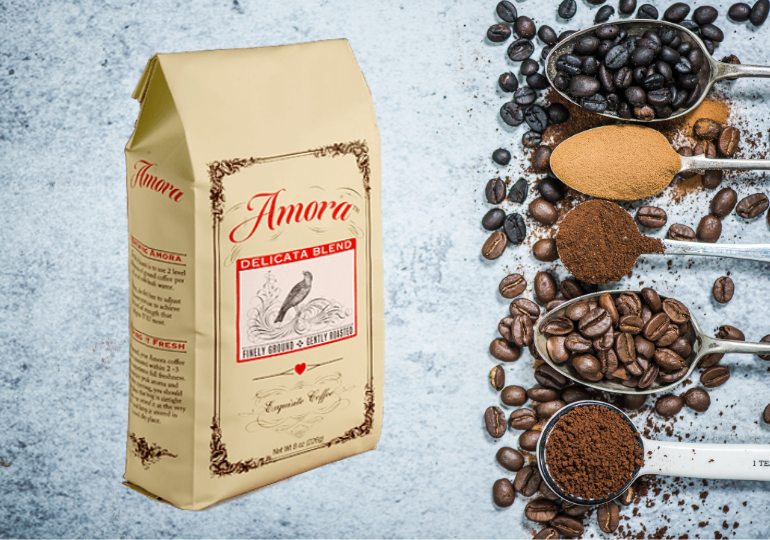 What Is Amora Coffee?