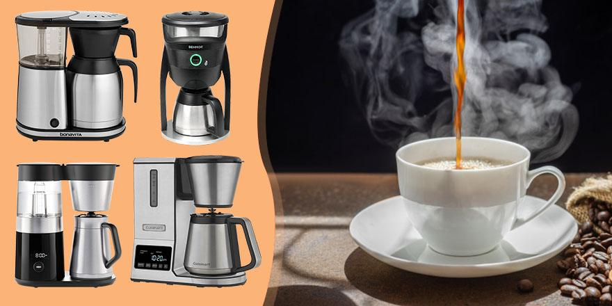 Which Coffee Makers Make The Hottest Coffee
