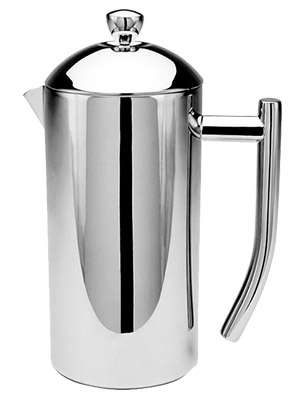 Frieling USA Double-Walled Stainless-Steel French Press