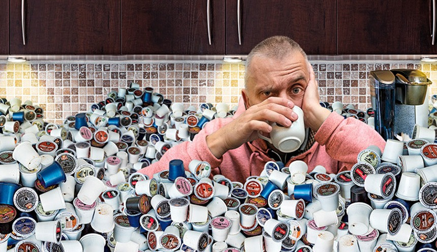 K-Cups and Their Effects On the Environment