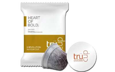 TRUCUP Stuck in the Middle Medium Roast Low Acid Coffee Pods